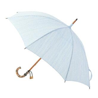補充小傘女士傘婦女的傘 (陽傘) 浴衣日本日本陽傘木棍手打開 (條紋) 袋