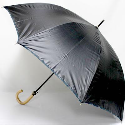 ブラシク カラーコーティング先染めタータンチェック 紳士(メンズ)雨傘