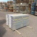 (中古)鋼製布板 SK-5(W500×L1524)インチサイズ