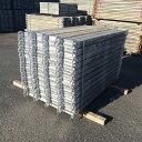 (中古)鋼製布板 SK-24(W240×L1829)インチサイズ