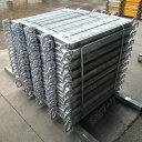 【中古】鋼製布板 SK-524(W240×L1524)インチサイズ【納期要相談】