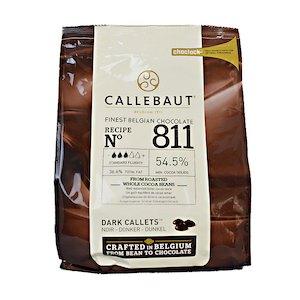 CALLEBAUT(カレボー) クーベルチュール スイート 811 54.5% 1.5kg【夏季冷蔵】