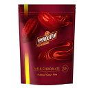 【セール価格】VANHOUTEN・バンホーテン・ヴァンホーテン NEWミルクチョコレート 39% 1kg チャック付き袋