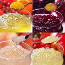 貴重なみかん蜜を使用した新鮮フルーツのゼリー【長寿乃里の蜂蜜ジュレ12個入】【送料無料】【御中元】【smtb-KD】