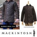 【正規品】 ◆レビューを書いて送料無料◆ MACKINTOSH WAVERLY WOOL 7163 マッキントッシュ ウェーヴァリー ウール キルティングジャケット 英国製 男性用 メンズコート