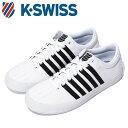 送料無料 Kスイス ケースイス コート プロ バルカ メンズ レディース ホワイト ローカット スニーカー テニスシューズ キャンバス K-SWISS Court Pro Vulc WHITE 36754240