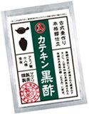 【】古式罐制作正式醪儿茶酸黑醋60粒一袋[【】古式壺作り本格醪 カテキン黒酢60粒一袋]