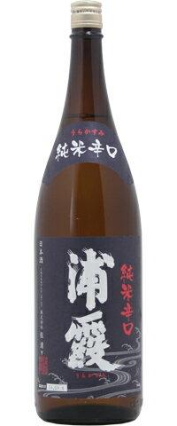 ☆【日本酒】浦霞 純米辛口 1800ml