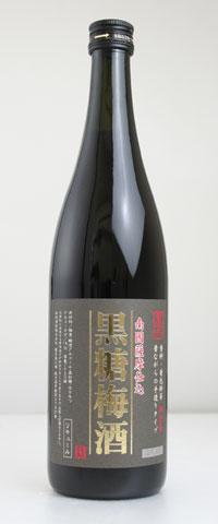 □・【梅酒】本坊 黒糖梅酒 14度 720ml