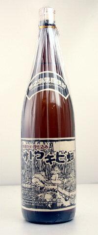 ☆【黒糖焼酎】さとうきび畑 25度 1800ml