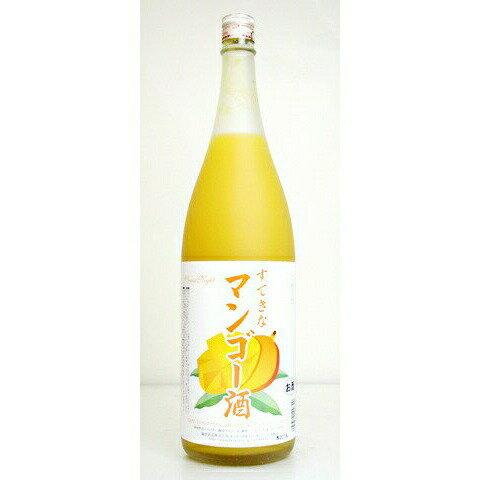 ☆【リキュール★マンゴー】麻原酒造 すてきなマン...の商品画像