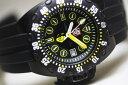 驚異の500m防水の自動巻き腕時計!