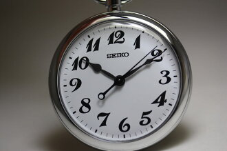 Masterpiece! SEIKO railroad Watch Pocket Watch Pocket Watch