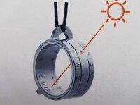 シンプルな時計。ドイツ製NOMOS【ノモス】SUNDIALウォッチ!/ネックレス・アクセサリー・ペンダント/サンダイアル/サンリングSunring/国内正規代理店商品