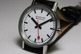 スイス製MONDAINE【モンディーン】Classic【クラシック】スイス鉄道時計/腕時計/デザインウォッチ
