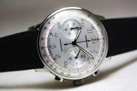 ドイツのJunghans【ユンハンス】CHRONOSCOPE【クロノスコープ】マイスターテレメーター自動巻きクロノグラフ腕時計/正規代理店商品