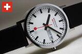 スイス鉄道公式時計MONDAINE【モンディーン】初期型のケースフォルムを復活させたモデル!加坪屋な...