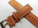 スイス製GLYCINE【グリシン】革バンド22ミリ/腕時計用革ベルト/正規品グライシン/Airmanエアマン用