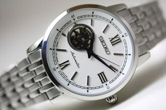SEIKOPresage open heart self-winding watch watch / mechanical watch /Made in Japan made in Japan