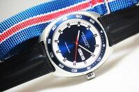 約80時間駆動!70年代デザインのHAMILTON【ハミルトン】パンユーロ自動巻き腕時計/スイス製/正規代理店商品