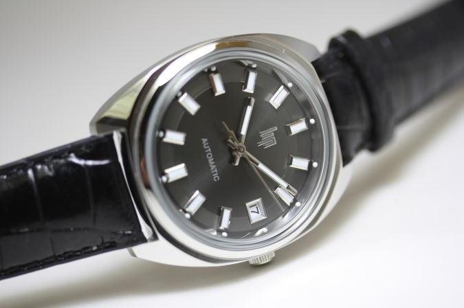 復刻!フランスのLIP【リップ】プレジデント・ウォッチ自動巻き腕時計/オートマチック アメリカ大統領アイゼンハワー氏にも贈られた時計