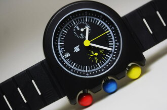 The watch which represents LIP! 2000 LIP Mach number chronograph design watch watches made in France