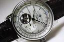 ドイツのZEPPELIN【ツェッペリン】ツェッペリン号生誕100周年記念オープンハート自動巻き腕時計