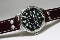 LACOラコドイツ空軍復刻自動巻き腕時計