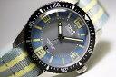復刻!スイス製ORIS【オリス】ダイバーズ65ブルー自動巻き腕時計