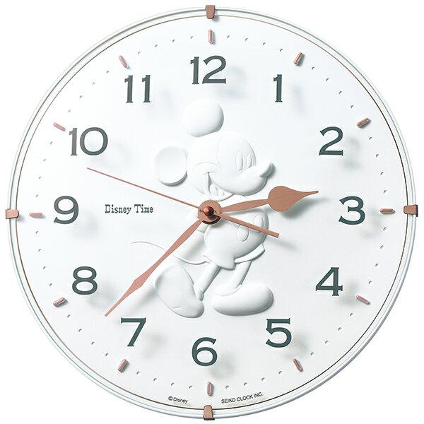 セイコークロック 掛時計 ミッキーマウス ミニーマウス