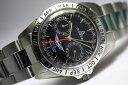 【中古】ドイツのDUGENA【ドゥゲナ】World Hawkクォーツ腕時計