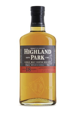�ϥ����ɥѡ���18ǯHighlandPark18YearsOld