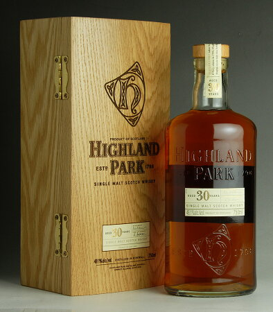 �ϥ����ɥѡ���30ǯHighlandPark30YearsOld750ml