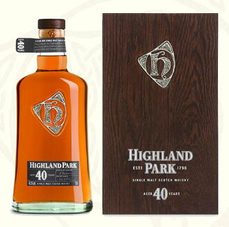 Highland Park 40 year Highland Park 40 Years Old 750ml