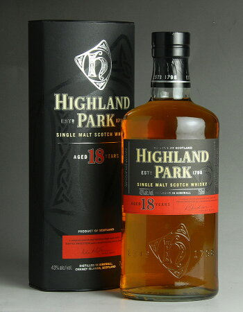 �ϥ����ɥѡ���18ǯHighlandPark18YearsOld750ml