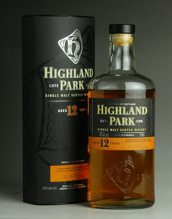 �ϥ����ɥѡ���12ǯHighlandPark12YearsOld750ml