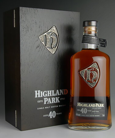 �ϥ����ɥѡ���40ǯHighlandPark40YearsOld750ml