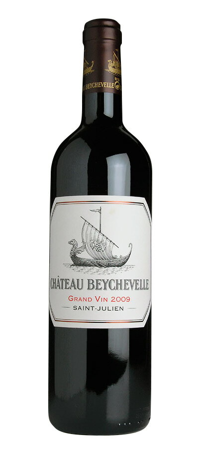 [2009] Chateau-piece 1 this Chateau Beychevelle 750ml