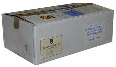 [2005] aloxe-corton Clos-du-Chapter 1 case Forum Albee 750 ml