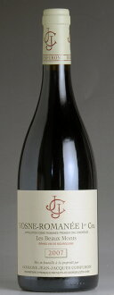 [2007] 750 ml-Jean Vosne romanee Les Beaumont, Jack and confuron Vosne Romanee Les Beaumonts Jj Confuron