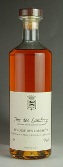 NV fines de Rambla 49 degrees Rambla 500 ml Fine Des Lambrays Lambrays