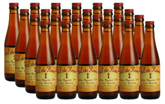 One case of cider Val Dolan cru Breton sweet 250 ml