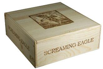 [2011] screaming Eagle case 750 ml 1 SCREAMING EAGLE