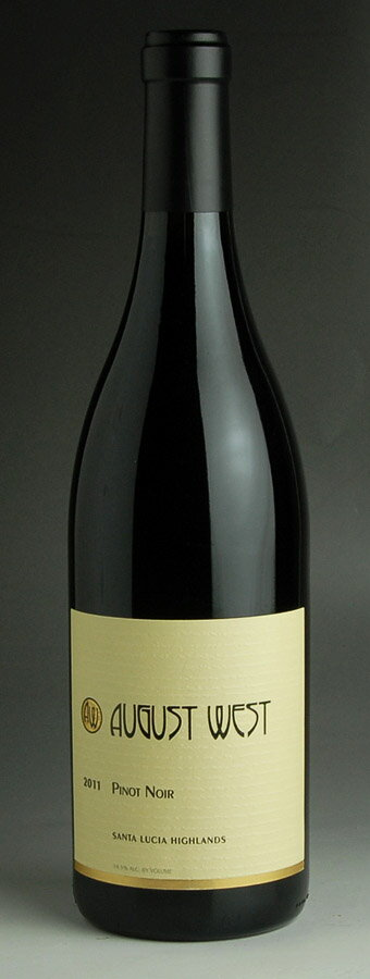 August West SLH Pinot Noir 750 ml August West SLH Pinot Noir