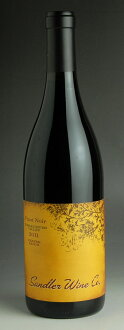 [2011] Sandler Kiefer-lunch-Russian-River-Valley Pinot Noir 750 ml Sandler Wine Company Sandler Keefer Ranch Russian River Valley Pinot Noir