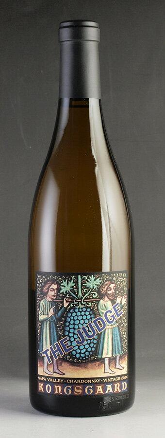 [2014] コングスガード シャルドネ ザ・ジャッジ 750ml Kongsgaard Chardonnay The Judge