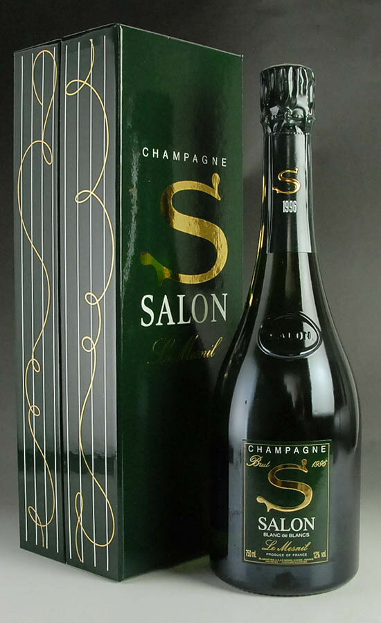 1996 750ml for 1996 salon champagne
