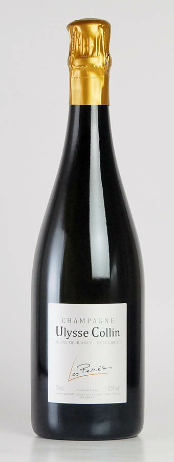 NV【2010】 ユリス・コラン レ・ピエリエール Ulysse Collin Les Pierrieres 750ml