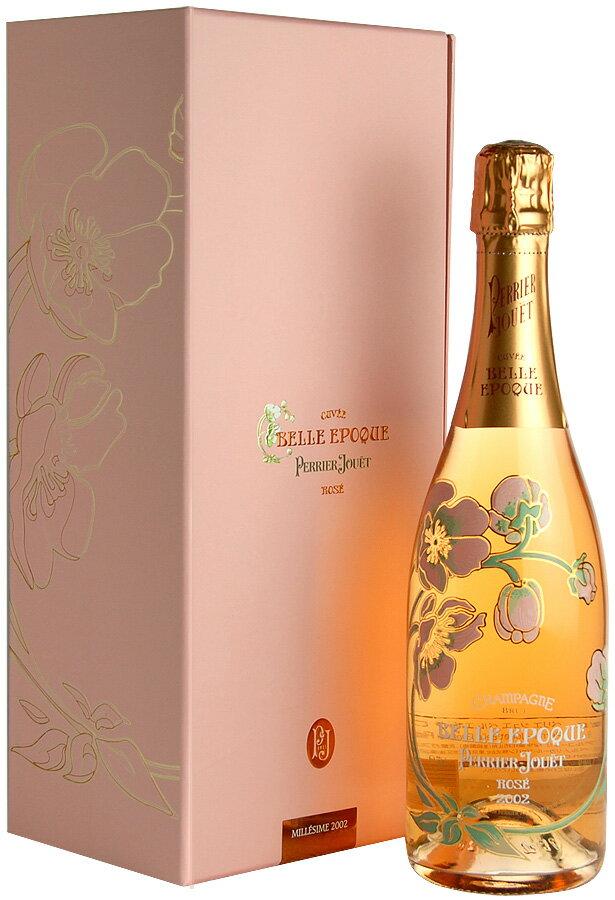 Belle Epoque rose 750 ml Perrier-jouet original-carton Perrier jouet gift box