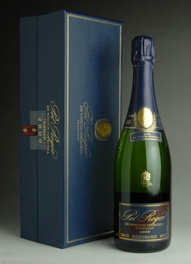 Cuvée Sir Winston Churchill pol-Roger Cuvee Sir Winston Churchill 750ml